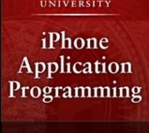 تنزيل دورة برمجة الآيفون من جامعة ستانفورد مليون مرة