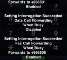 طريقة تحويل المكالمات للآيفون