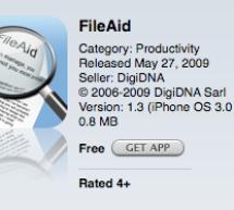 حمل برنامج FileAid مجاناً لفترة محدودة
