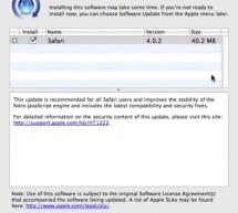 تحديث سفاري 4.0.2