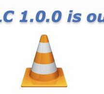الإصدار النهائي من برنامج تشغيل الفيديو VLC