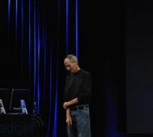 فيديو : ستيف جوبز على منصة آبل