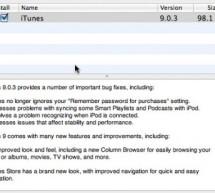 تحديثات: iTunes 9.0.3 و فيرموير iMac بشاشة ٢٧ بوصة