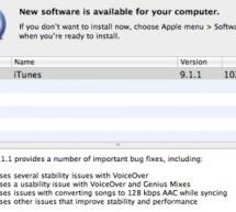 آيتونز 9.1.1