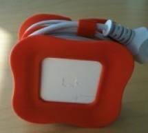 نظم أسلاك محول الكهرباء للماك بوك مع باور كيرل