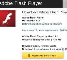 أدوبي فلاش 10.1.53.64 يصلح 32 ثغرة أمنية خطيرة