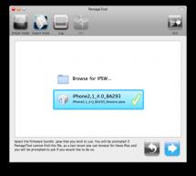 طريقة جيلبريك iOS 4 على الآيفون