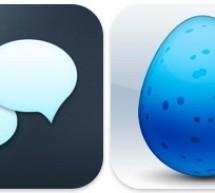 مقارنة بين Osfoora وTwittelator على الآي باد