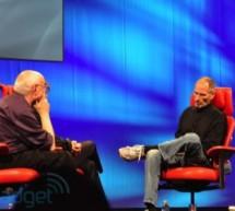 """فيديو: مقابلة ستيف جوبز في مؤتمر """"دي"""" التقني"""