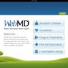 مراجعة تطبيق WebMD على الآي باد بقلم طبيب