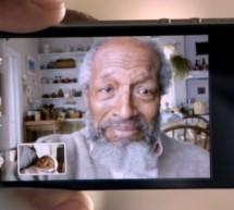 ٤ إعلانات لخدمة الإتصال المرئي FaceTime على آيفون 4