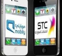 آيفون 4 من موبايلي و الإتصالات السعودية في أول أسبوع من أكتوبر