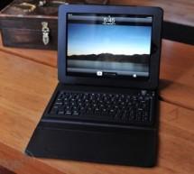 فيديو لوحة مفاتيح و غطاء للآي باد من AIDACASE متوفرة الآن