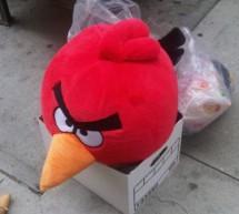 دمية Angry Birds قريباً في الأسواق