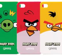 أغطية من Angry Birds للآيفون