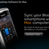 BlackBerry Desktop Software 2.0 على الماك متوفر الآن