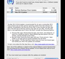 إصدار ماك 10.6.6 و معه ماك آب ستور