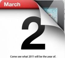 مؤتمر آي باد 2 سيتم بثه في ستوديو بي بي سي في لندن
