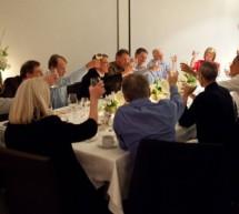 ستيف جوبز يحضر إجتماعاً لرؤساء شركات التكنولوجيا مع أوباما [صور]