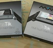 TikTok و LunaTik لتحويل آيبود نانو إلى ساعة يد