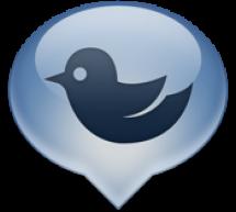 Weet برنامج تويتر في ماك آب ستور