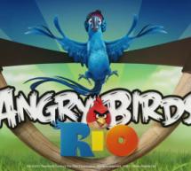 Angry Birds Rio متوفرة الآن على آيفون و آيباد و ماك