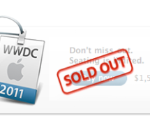 نفاد تذاكر مؤتمر المطورين WWDC 2011 في 10 ساعات