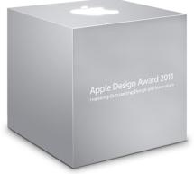 WWDC 2011: جوائز أبل للتصميم ستكون لبرامج آب ستور فقط