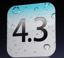 iOS 4.3.1 للآيفون و الآيباد و الآيبود توتش [يحسن أداء البطارية + جيلبريك]