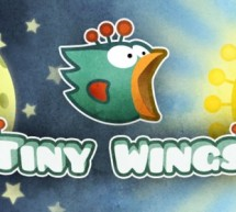 تحديث لعبة Tiny Wings للآيفون