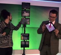 فيديو: ألعاب خفة بمساعدة الآيباد