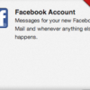   Facebook   Notification Center  Mountain Lion