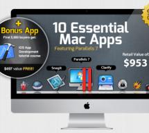 حزمة iStack Mac Bundle برامج ماك قيمتها $953 مقابل $50