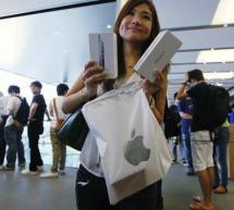 أبل تعلن عن بيع 2 مليون آيفون 5 في أول نهاية أسبوع في الصين