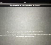 إنتهاء صلاحية iOS 6.1 بيتا 4 و حل مشكلة قفل الأجهزة