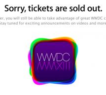 بيع جميع تذاكر مؤتمر WWDC في أقل من دقيقتين
