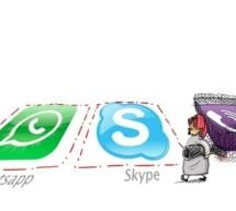هيئة الاتصالات السعودية تحجب خدمة المكالمات المجانية فايبر