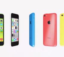 فيديو: إعلان أبل التلفازي لجوال iPhone 5C
