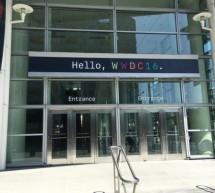 تغطية مؤتمر أبل للمطورين WWDC 2016