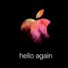 مؤتمر أبل للماك Hello Again