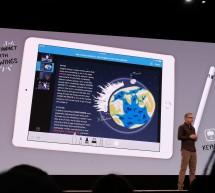 فيديو: مؤتمر أبل التعليمي و الآيباد الجديد