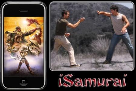 isamurai-iphone