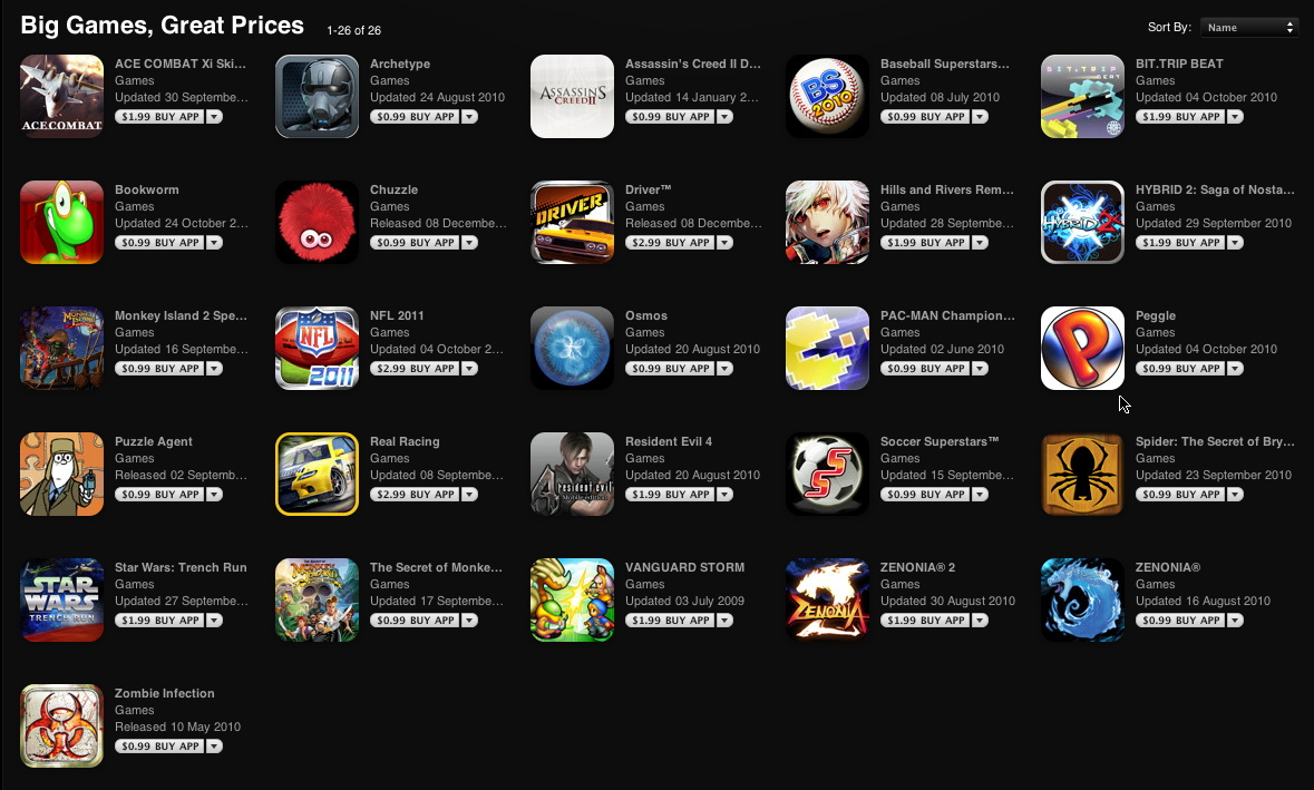 Online dating games for ipad