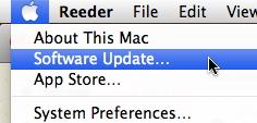 أصدرت شركة أبل اليوم تحديث جديد لمتصفح Safari Mac-software-update