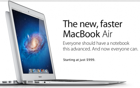 Macbook air prize