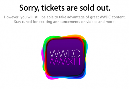 wwdc-2013-sold-out