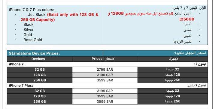 mobily-iphone-7-price