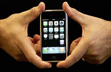 iPhone Tout