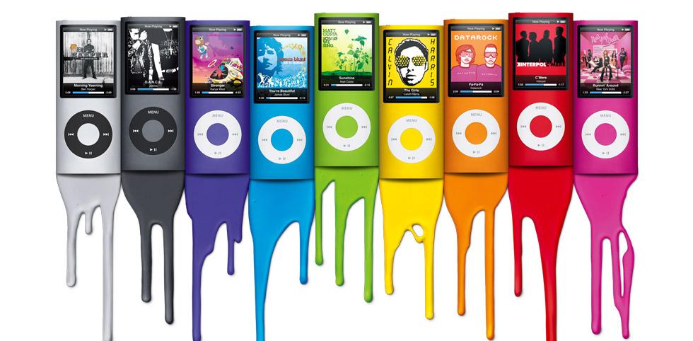 Apple released a new iPod Nano