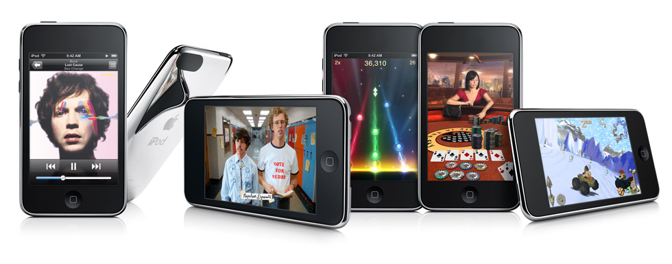 how to download apps on first generation ipod touch